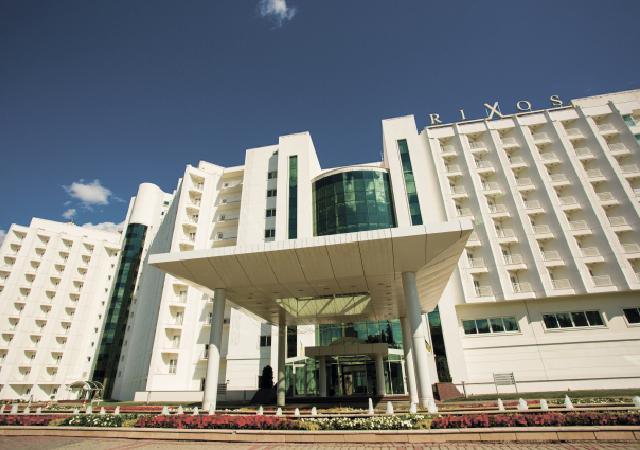 Готель «Rixos-Prykarpattya»